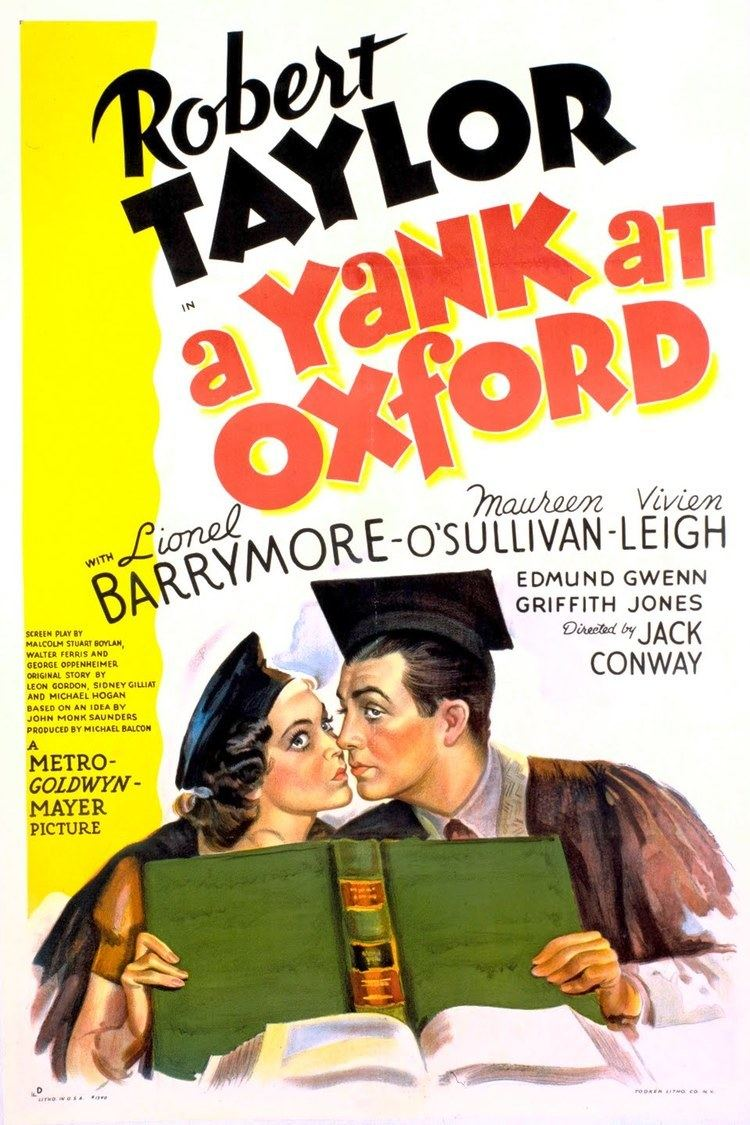 A Yank at Oxford wwwgstaticcomtvthumbmovieposters2239p2239p