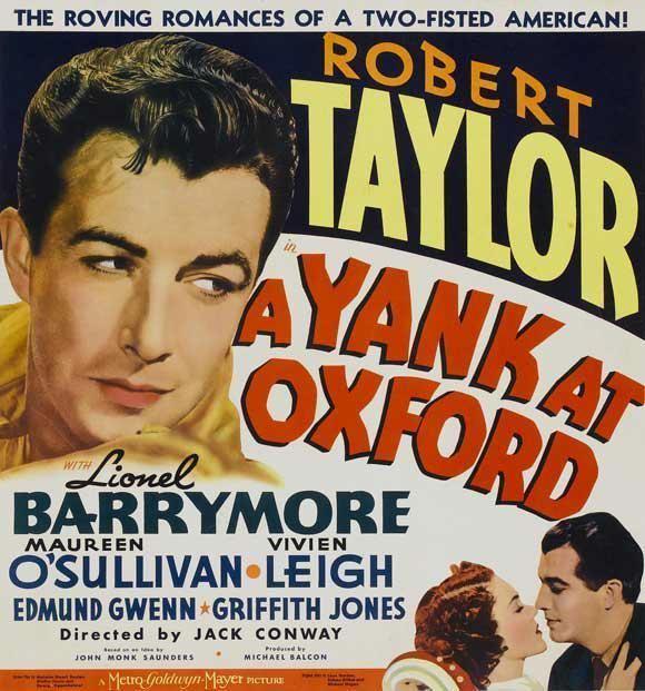 A Yank at Oxford A Yank at Oxford 1938