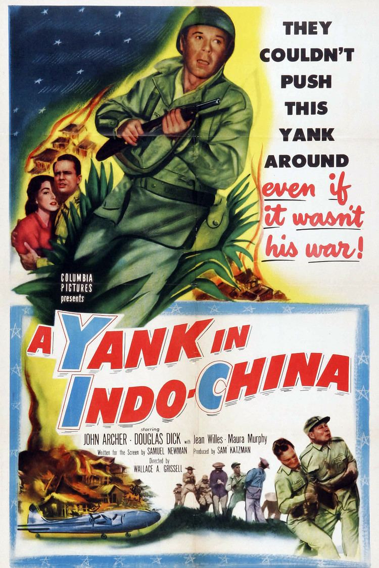 A Yank in Indo-China wwwgstaticcomtvthumbmovieposters93277p93277