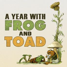 A Year with Frog and Toad Dallas Children39s Theater A Year With Frog And Toad