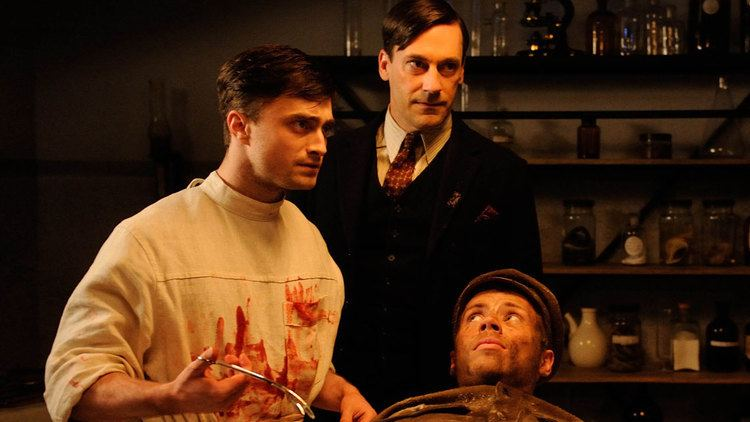 A Young Doctor's Notebook (TV series) Daniel Radcliffe Talks New Harry Potter Story and A Young Doctor39s