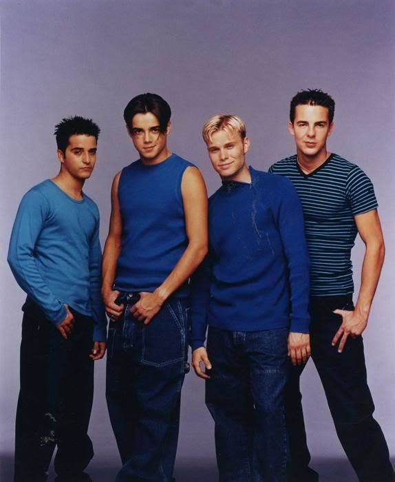 A1 (band) Top Ten Unforgettable Boy Bands of the 9039s GamerzWWE