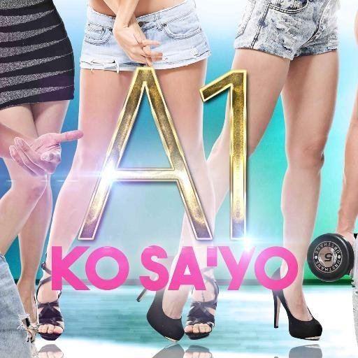A1 Ko Sa 'Yo A1 Ko Sa39yo 7A1KoSayo Twitter