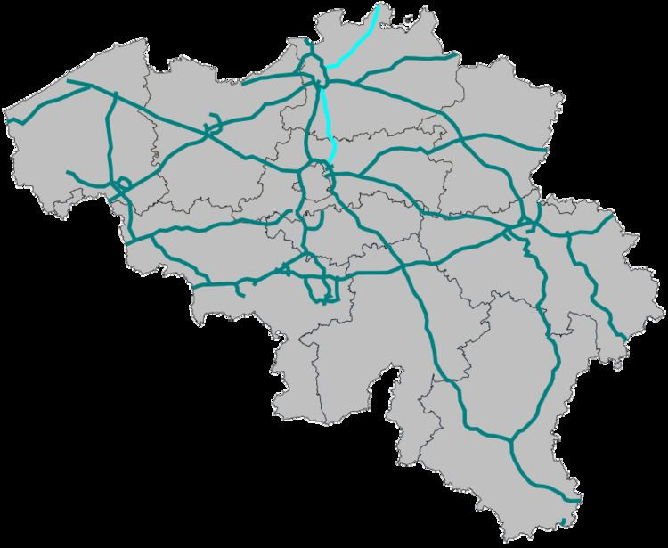 A1 motorway (Belgium)