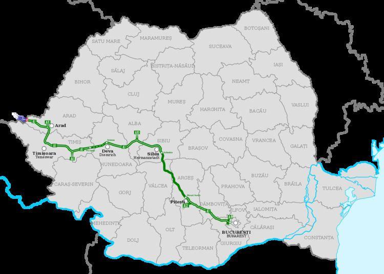 A1 motorway (Romania)