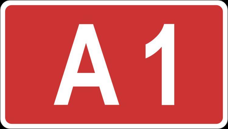 A1 road (Latvia)