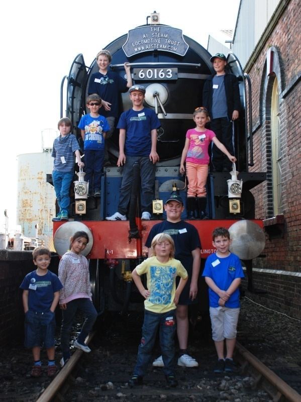 A1 Steam Locomotive Trust The Tornado Team The A1 Steam Locomotive Trust The A1 Steam