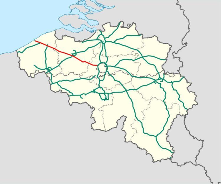 A10 motorway (Belgium)