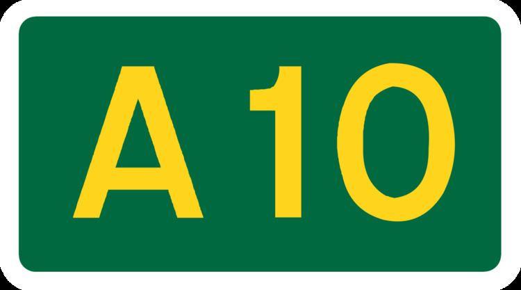 A10 road (England)