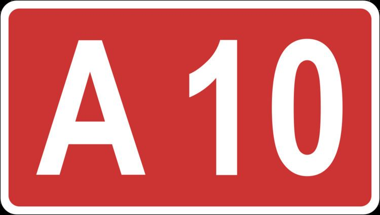A10 road (Latvia)
