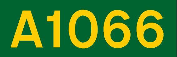 A1066 road