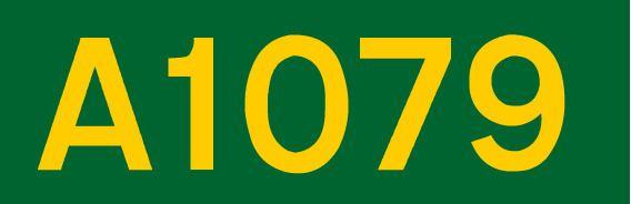 A1079 road