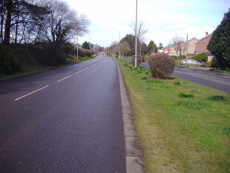A1082 road