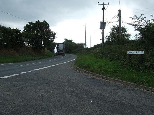 A1095 road