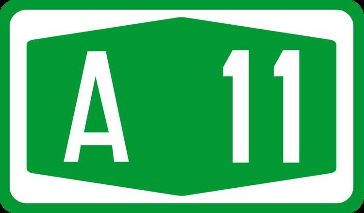 A11 (Croatia)