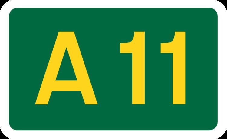 A11 road (England)