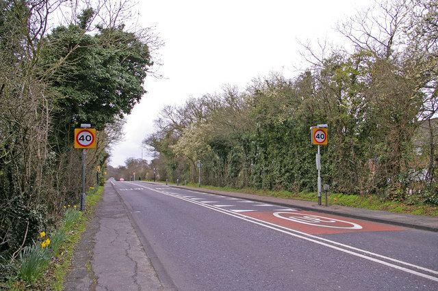 A110 road (England)