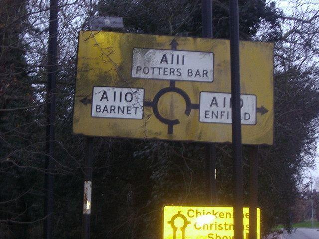 A111 road (England)