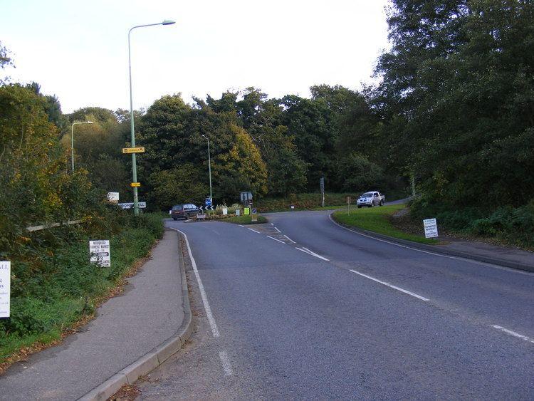A1152 road