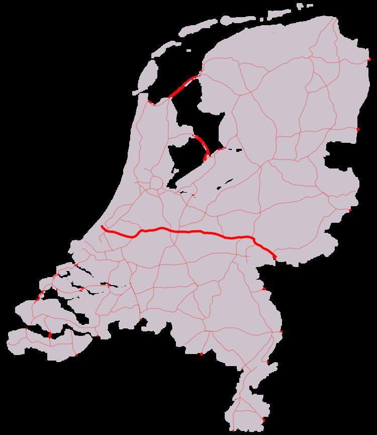 A12 motorway (Netherlands)