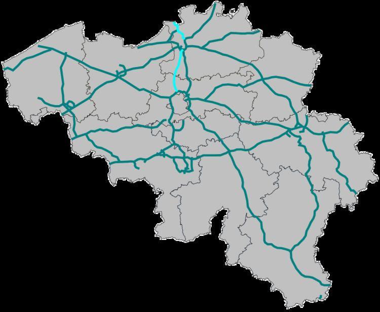 A12 road (Belgium)