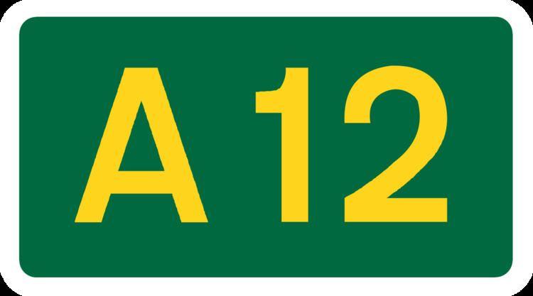 A12 road (England)