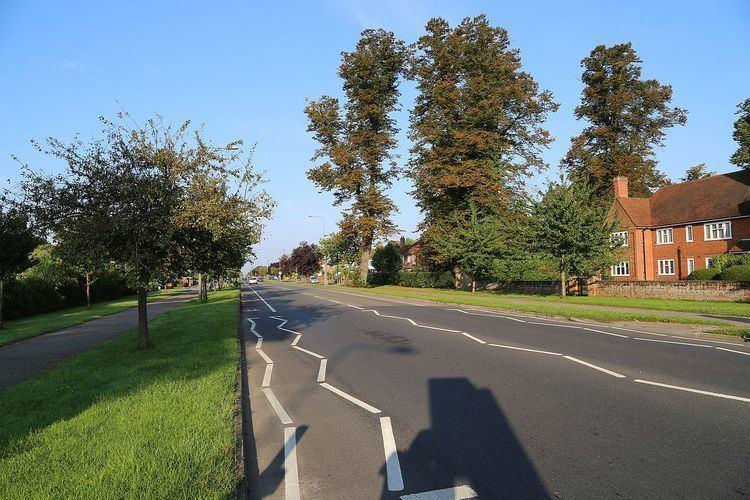 A1214 road