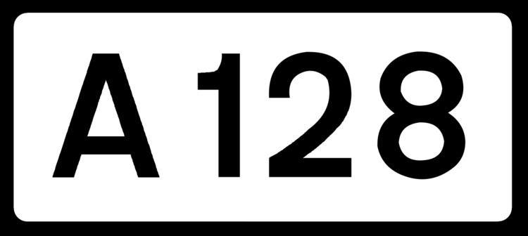 A128 road