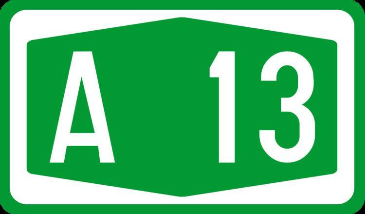 A13 (Croatia)