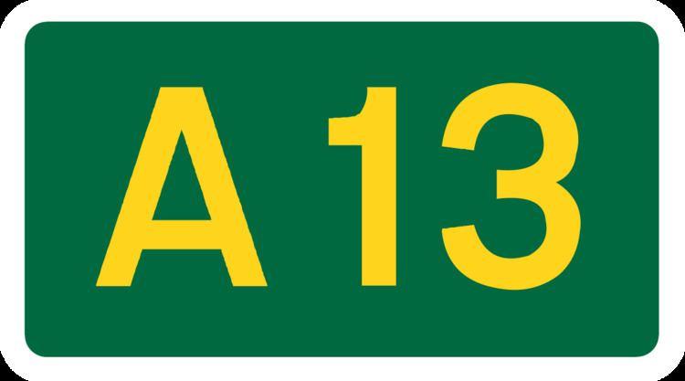 A13 road (England)
