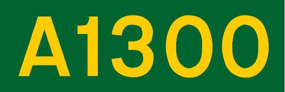 A1300 road