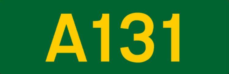 A131 road
