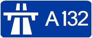 A132 autoroute