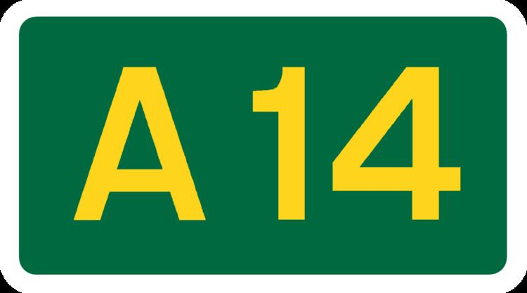 A14 road (England)