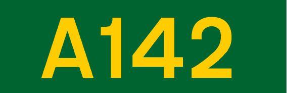 A142 road