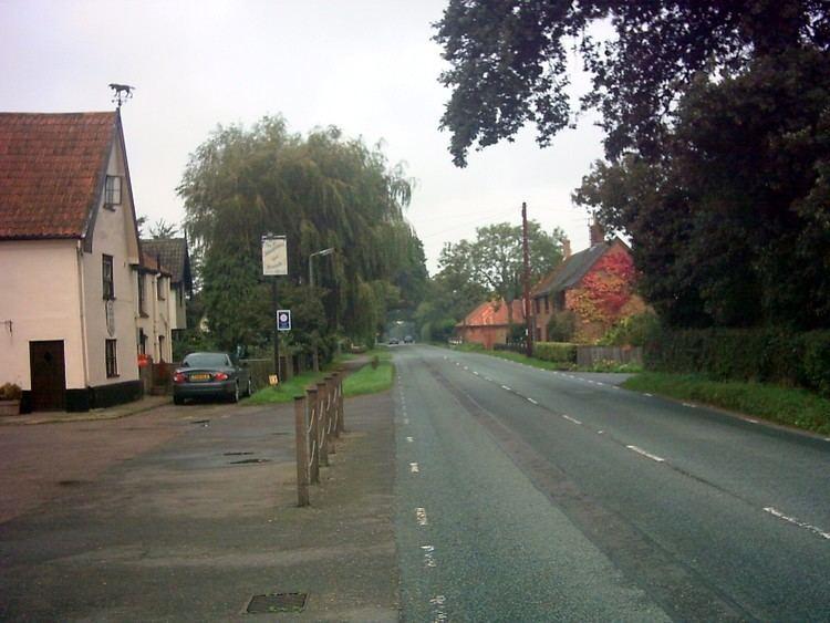 A144 road