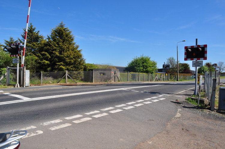 A145 road
