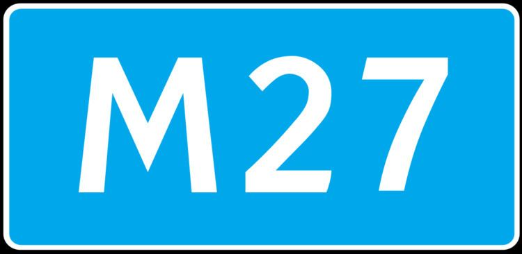 A147 highway (Russia)
