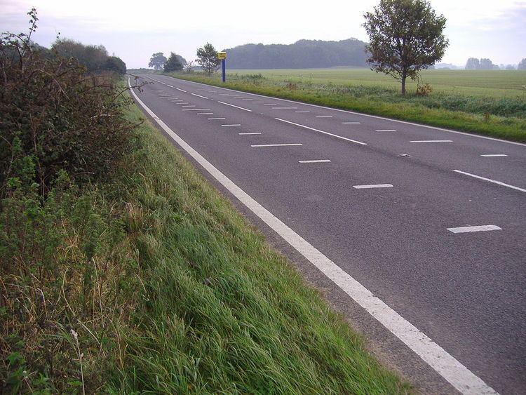 A148 road