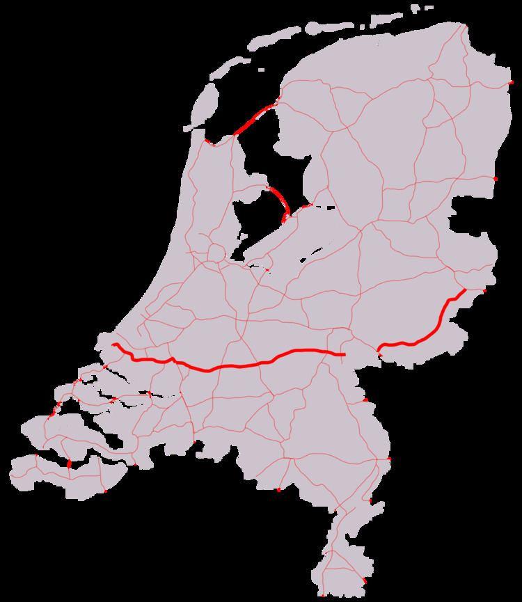 A15 motorway (Netherlands)