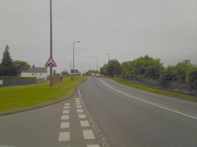 A156 road