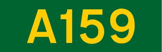 A159 road