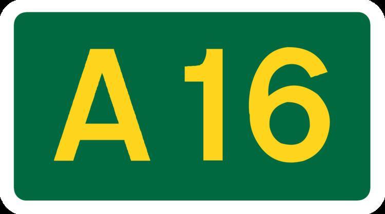 A16 road (England)