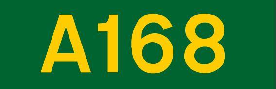 A168 road