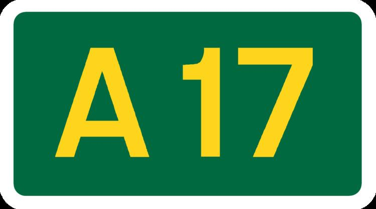 A17 road (England)