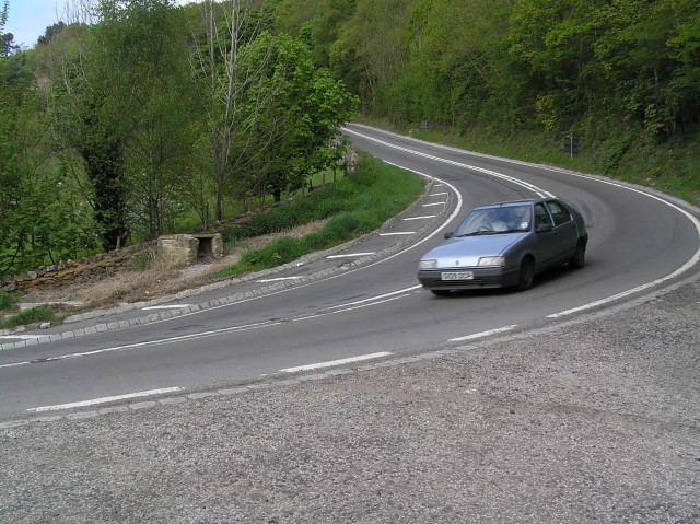A170 road