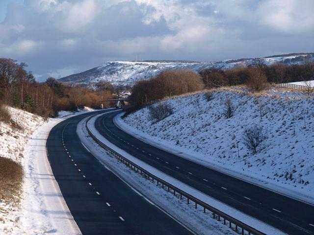 A174 road