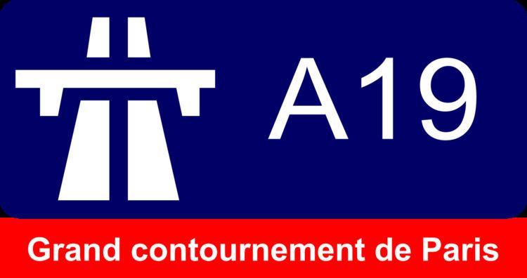 A19 autoroute