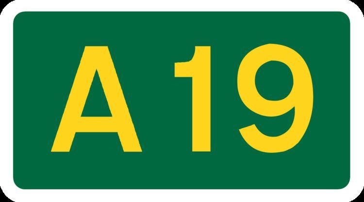 A19 road