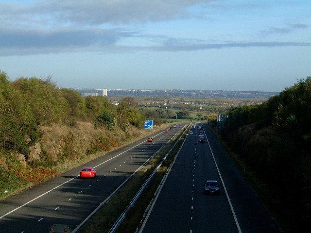 A194 road